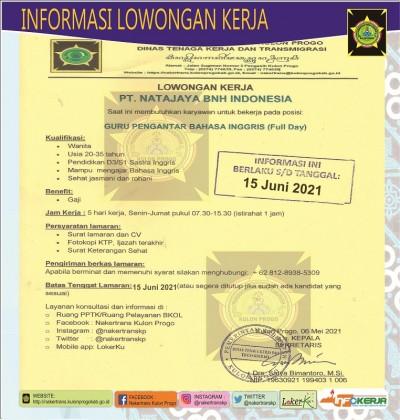 Loker Kerja Sampingan Bandar Lampung Lokerkarta Com